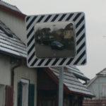 Miroir de carrefour antigivre